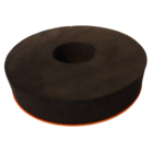 Foam ring with support disc